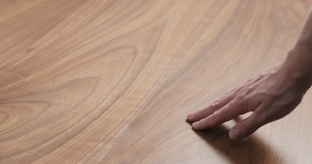 Fry Library - Timber Panel Finishes