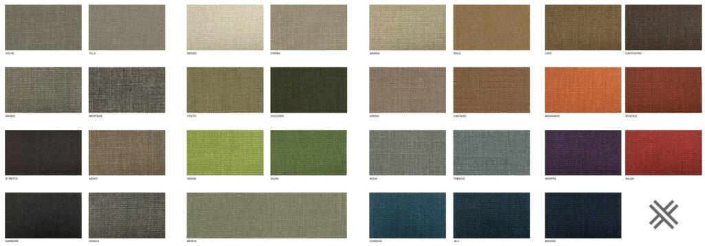 Tessuto Fabric